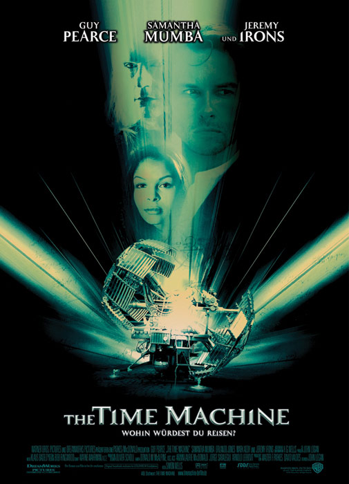 Машина времени / The Time Machine