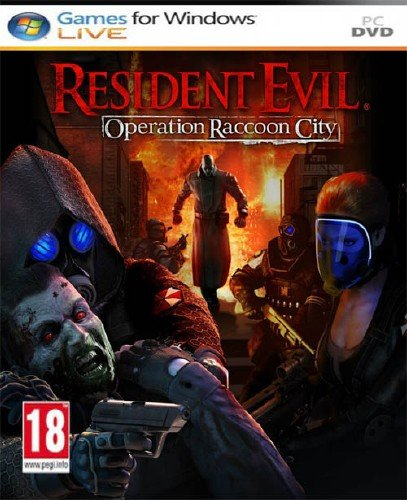 Resident Evil: Operation Raccoon City (PC / 2012 / RUS+ENG)